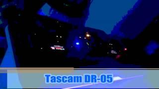 Tascam DR-05 Linear-PCM-/MP3-Recorder Resimi