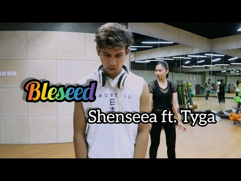 Shenseea Feat Tyga - Blessed  ZUMBA  FITNESS  DANCE  At CNCfitness Balikpapan