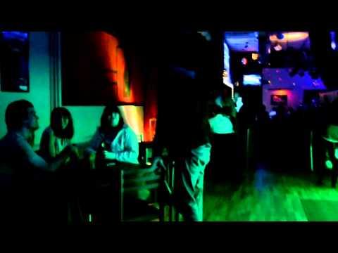 Cosmos Karaoke HDv2 - The Break Room, Downtown Topeka.