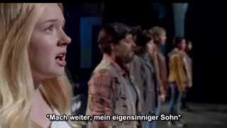 Supernatural - Musical - Season 10 - Carry On My Wayward Son *german subbed*