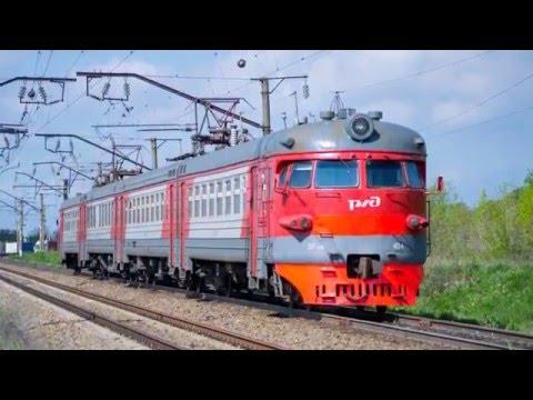 Клип про поезда (ВЕСНА)  | 1 серия