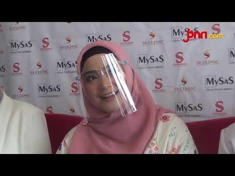 Sheza Idris Ungkap Rahasia Kecantikannya Saat Pandemi