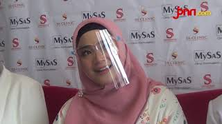 Sheza Idris Ungkap Rahasia Kecantikannya Saat Pandemi - JPNN.com