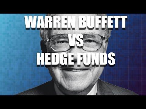 Warren Buffett vs Hedge Funds: The $1,000,000 Bet