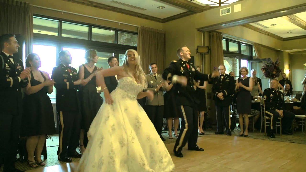 surprise wedding dance and dance battle youtube