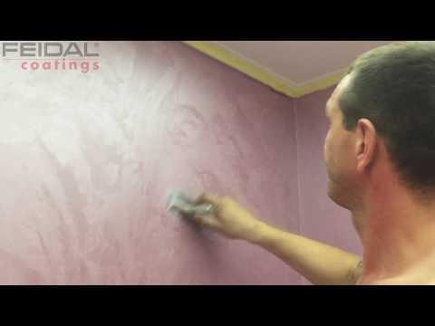 Как красиво сделать стены в прихожей