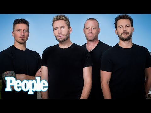 Nickelback Reveals Their Advice To The Chainsmokers On Dealing With Haters | People NOW | People