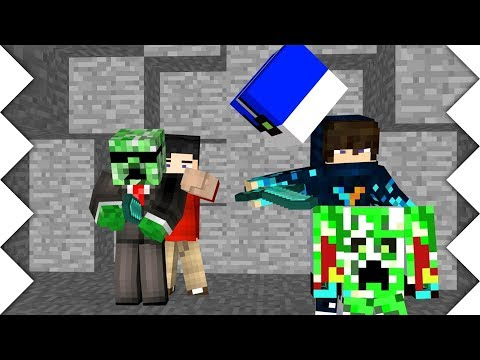 Minecraft:Paro #005 | R.I.P Dreamy & Monster (FirstBlood) | #Moon-Phoenix