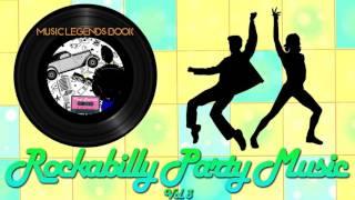Rockabilly Party (Vol. 3) - Music Legends Book