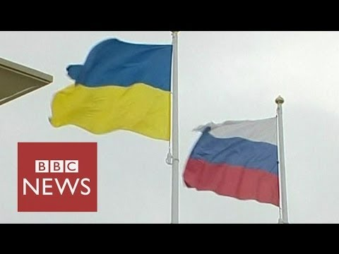 Ukraine: Crimea Explained in 60 seconds - BBC News