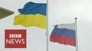 Ukraine: Crimea Explained in 60 seconds - BBC News
