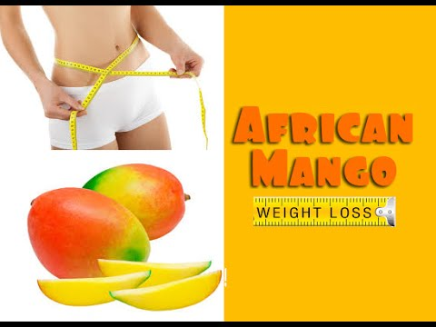 African mango weight loss formula - fastest way to lose weig