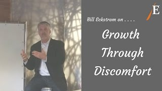 Growth Through Discomfort I Bill Eckstrom I EcSell Institute