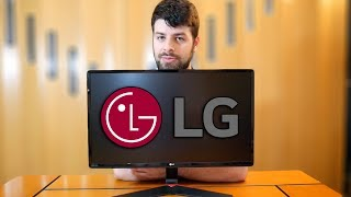 LG 24MP59G - Το νέο Gaming Monitor της LG! (Unboxing & Review)