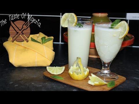 Lemon Juice | Jus De Citron | الشربات