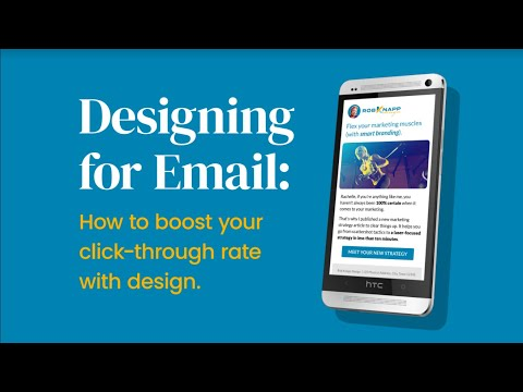 Designing for Email With Expert Visual Designer, Rob Knapp