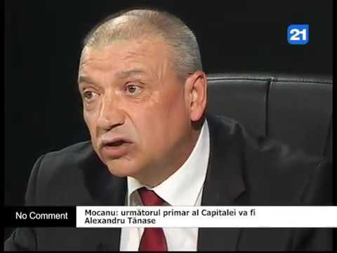Mocanu: următorul primar al Capitalei va fi Alexandru Tănase