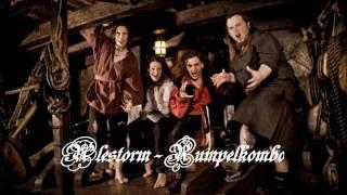 Alestorm-Rumpelkombo(Lyrics on screen/1080p)