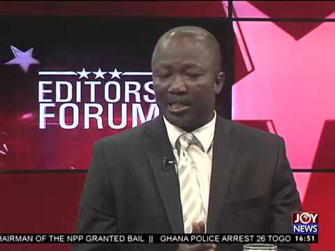 Editors' Forum on JoyNews (29-10-17)