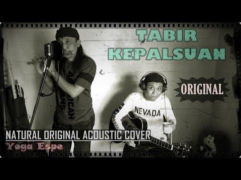 TABIR KEPALSUAN [Akustik Dangdut Gitar + Suling] Yoga Espe & RhenKosh
