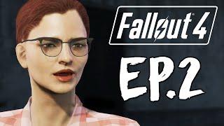 Fallout 4 - Начинаем Проходить 2
