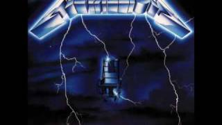 Metallica - For Whom The Bell Tolls Dark Version