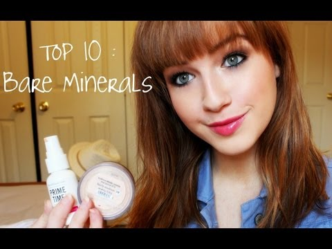 Top 10 Bare Minerals Recommendations - 동영상