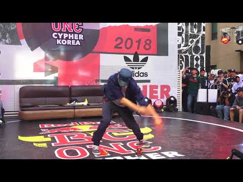 WING | JUDGE @ Red Bull BC One 2018 Cypher Korea | LB-PIX