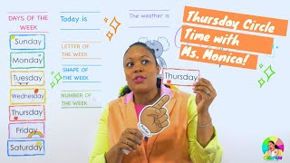 Thursday 7/2/20 - Preschool Circle Time - Learn at Home