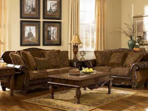Ashley Furniture Living Room 2017 Youtube