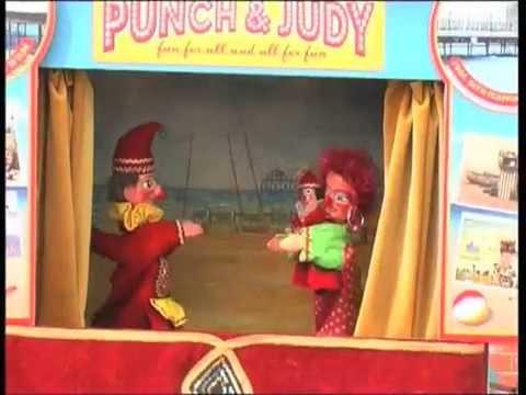 Glyn Edwards Brighton Beach Punch & Judy Show trailer