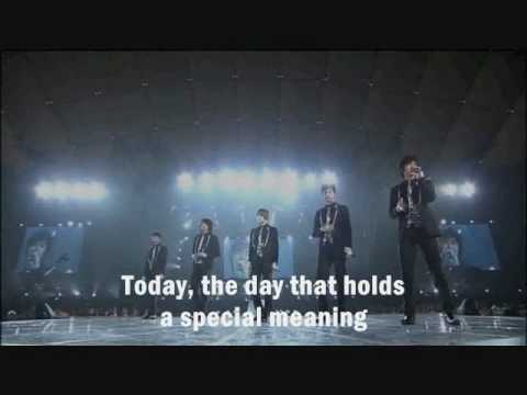 DBSK - Why Did I Fall In Love (Eng. Sub)