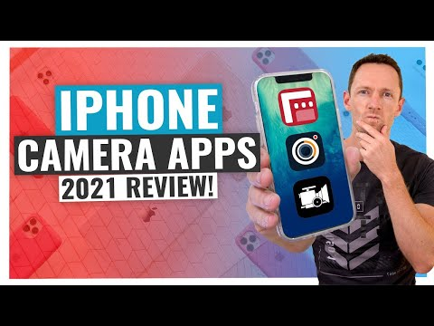 Best Camera App For IPhone (2021 Review!)
