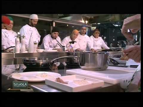 La Scuola - Cucina di classe 1. Il mare - Chef Moreno Cedroni ...