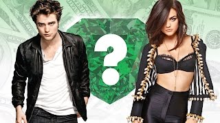 WHO'S RICHER? - Robert Pattinson or Lucy Hale? - Net Worth Revealed!