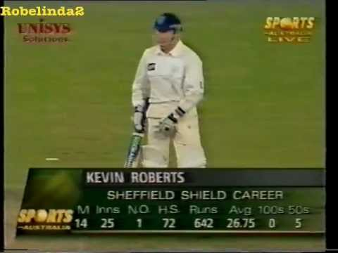 Kevin Roberts 119 vs South Australia 1996/97 SCG *only FC ton*