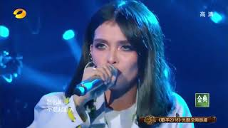 KZ Tandingan sings See You Again as her farewell song in Singer 2018 (HD)