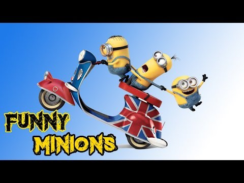 funny minions make you laugh ? Just Try This Video!!!