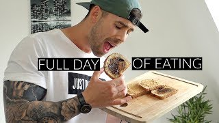 FULL DAY OF EATING | Shredding Diet | Men