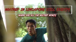 Matrep...Where Are They Now?