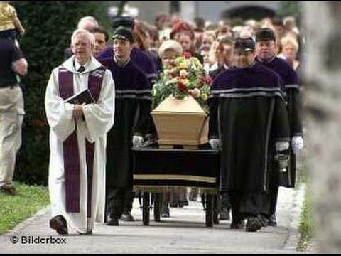 German musician Peter Behrens died at 68 |funeral function