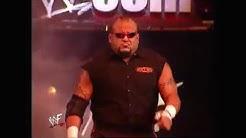 Raven vs Tazz WWF Hardcore Title Match WWF Raw 01-01-2001