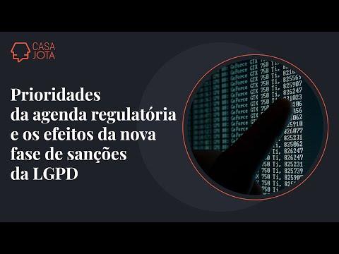 Prioridades da agenda regulatória e os efeitos da nova fase de sanções da LGPD I 2/8