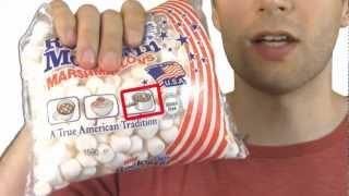 Что такое маршмеллоу? [What is marshmallow?]