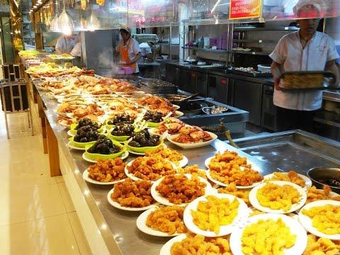 【中国旅行記・China Travel】2016年9月19日、帰国前日豫園の上海老城隍廟小吃広場でがっつり美食?炭水化物と肉を食す【上海観光】