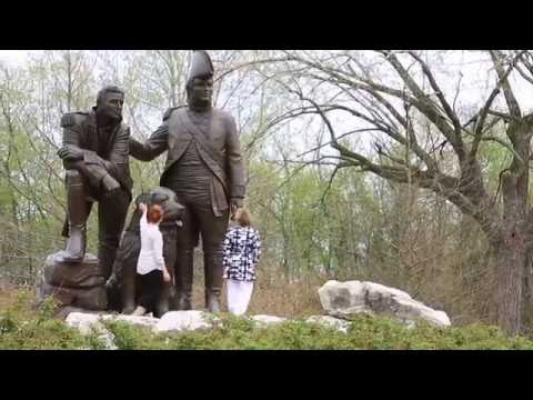 St Charles, Missouri: Holidays for the Whole Family outside St. Louis
