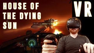 House of the Dying Sun: VR tactical space shooter for HTC Vive and Oculus Rift