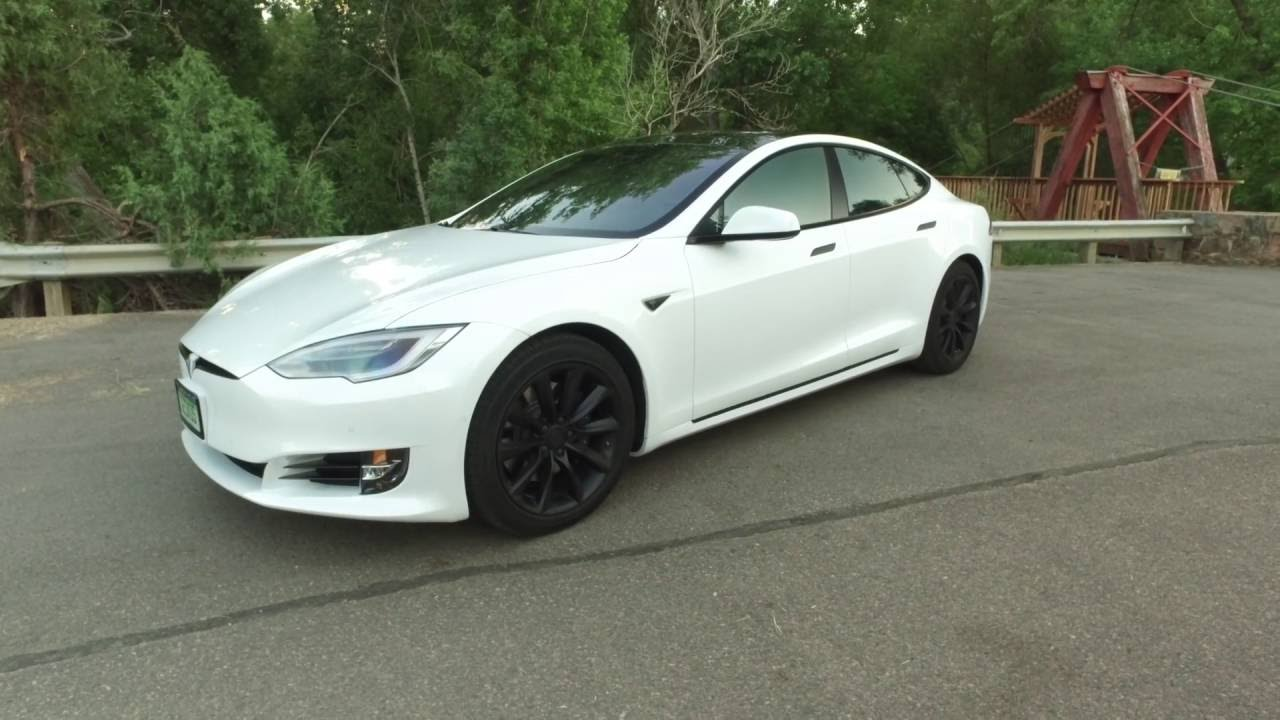 Image result for white tesla model s