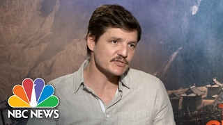 Pedro Pascal On Filming In China, His 'Obsess...