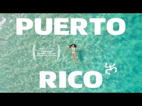 Puerto Rico - La Isla del Encanto (4K)